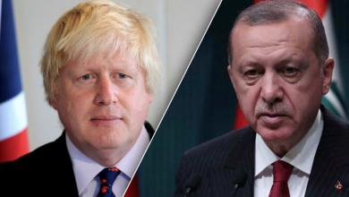Photo of مباحثات تركية بريطانية بشأن الأزمة الليبية