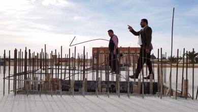 Photo of مشروع مبنى كلية جديدة لجامعة اجدابيا