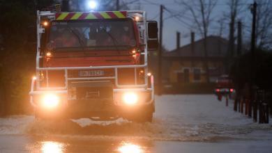 """Photo of عاصفة في فرنسا تُخلّف قتيلين و""""أزمة كهرباء"""""""