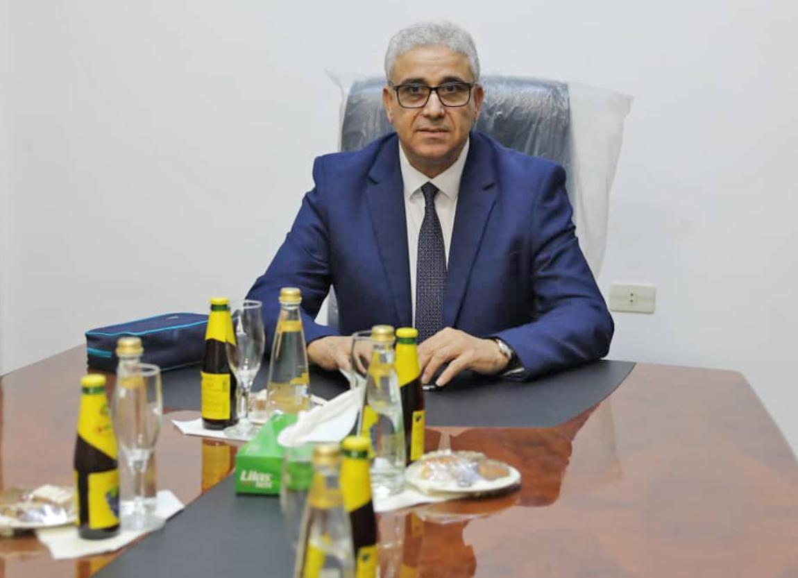 وزير الداخلية في حكومة الوفاق فتحي باشاغا - إرشيفية