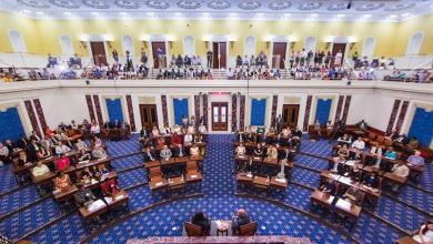"Photo of لجنة بـ""الشيوخ الأمريكي"" تقر مشروعا لمعاقبة تركيا"
