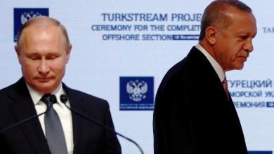 """صورة توتر """"تركي روسي"""" بسبب ليبيا"""