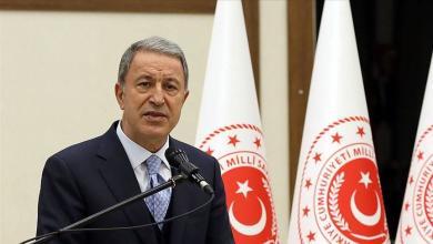 Photo of أكار: اتفاقية تركيا مع الوفاق لا تعتدي على حقوق الدول الأخرى