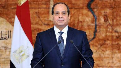 Photo of السيسي: نسعى لحل سياسي يحافظ على وحدة ليبيا