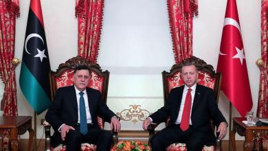 Photo of السراج يصل تركيا ويعقد اجتماعاً مغلقاً مع أردوغان