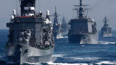 Photo of اليابان تحرك سفنها العسكرية في الشرق الأوسط