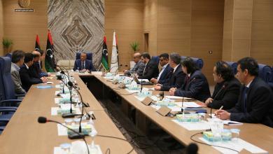 Photo of اجتماع الحكومة الليبية لاستكمال المشروعات ببلدية توكرة