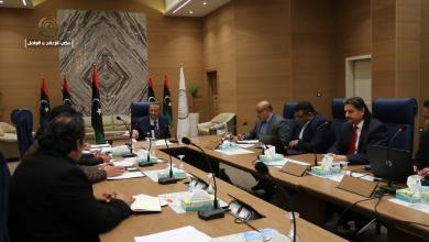 "Photo of مشاريع ""الحكومة الليبية"" في بلدية اجدابيا"