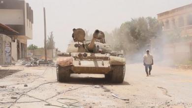 Photo of الجيش على تخوم أبوسليم بعد اشتباكات عنيفة