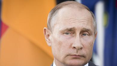 صورة بوتين: واشنطن تزودنا بمعلومات عن عمليات إرهابية محتملة