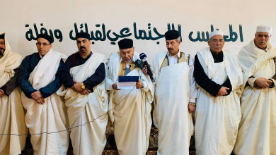 "Photo of ""اجتماعي ورفلة"" يدعو القبائل الليبية لاجتماع استثنائي"