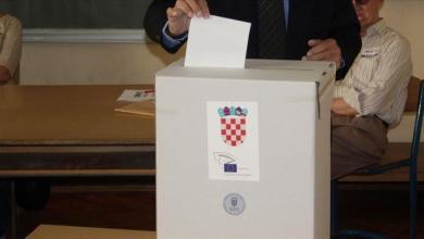 Photo of منافسة قوية بالانتخابات الرئاسية في كرواتيا