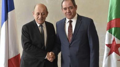 Photo of تأكيد فرنسي جزائري على ضرورة التسوية السياسية في ليبيا