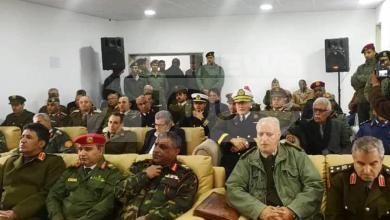 Photo of تخريج أول دفعة ضباط توجيه معنوي في بنغازي