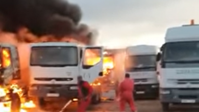 Photo of إصابة أحد عناصر شركة البريقة بعد قصف مستودع جنوب طرابلس