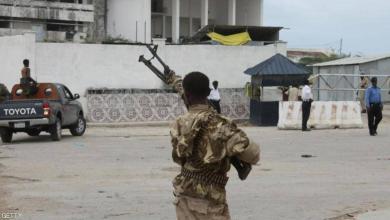"""صورة """"الشباب الصومالية"""" تشن هجوما ضد قاعدة عسكرية يستخدمها الجيش الأمريكي"""