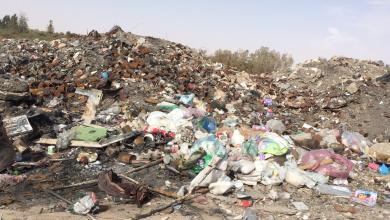 Photo of حملة لإنقاذ بلدية درج من خطر المكبات العشوائية