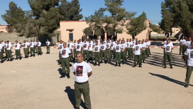 Photo of ترهونة.. تخريج دفعة كبيرة لمنتسبي الجيش والشرطة