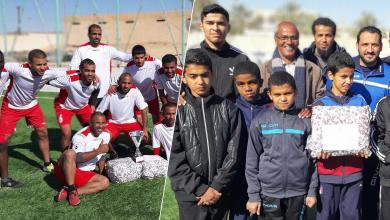 Photo of ختام مسابقة النشاط الرياضي في الجفرة