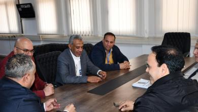 Photo of اجتماع تقابلي بين شركة الجوف وشركة بيتكس