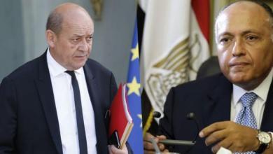 Photo of مباحثات مصرية فرنسية بشأن تطورات الأزمة الليبية