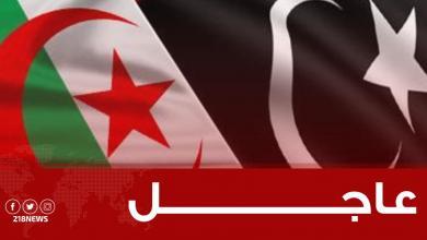 Photo of دول الجوار ترفض التدخل الخارجي في ليبيا