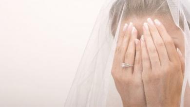 صورة عروس تقع ضحية ابنة عمها وتخسر 600 دولار