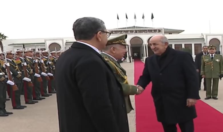 Photo of الرئيس الجزائري عبد المجيد تبون يتجه إلى برلين