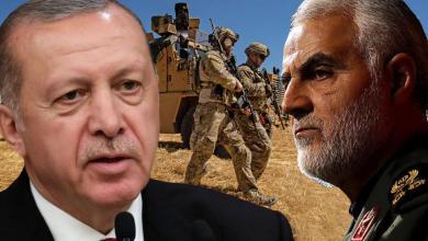 """Photo of هل يُوقِف قاسم سليماني """"مغامرة أردوغان"""" في ليبيا؟"""