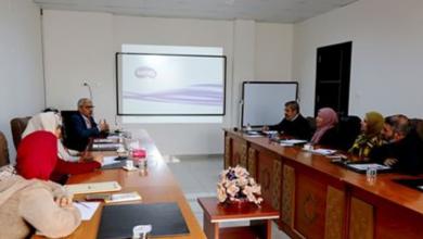 Photo of اللجنة العليا للطفولة تجتمع مع بلدية سوق الجمعة