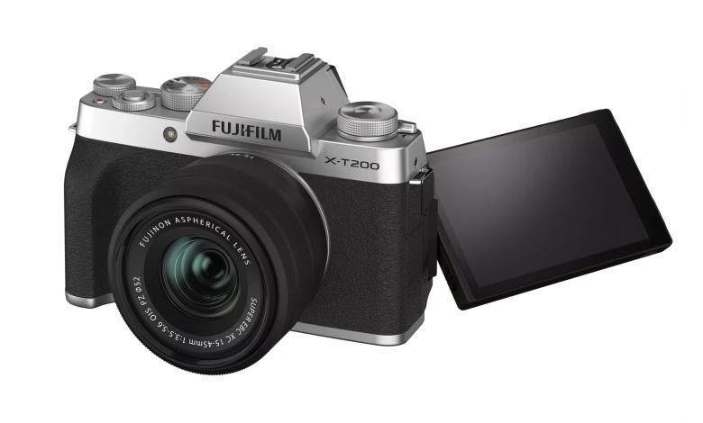 Photo of كاميرا بدون مرآة داخلية.. جديد شركة Fujifilm