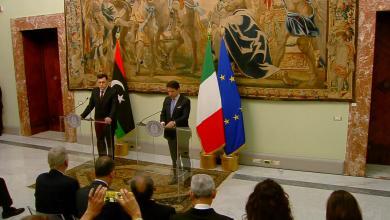 Photo of كونتي والسراج يفتحان ملف ديون الشركات الإيطالية