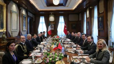 Photo of كونتي يلتقي أردوغان.. وليبيا في مقدمة النقاشات