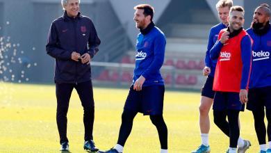 """Photo of غموض يلف تجربة """"سيتين"""" مع برشلونة"""