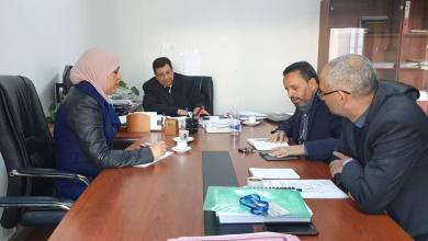 Photo of مساعٍ لتفعيل اتفاقيات ليبيا مع المعهد العربي للتخطيط