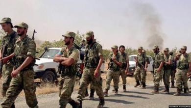 Photo of المرصد السوري: وصول 1000 مقاتل موالٍ لأنقرة إلى طرابلس