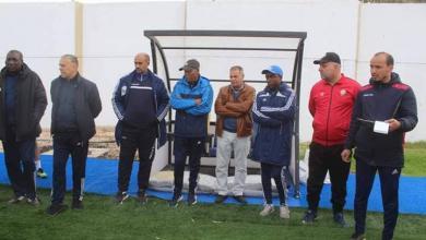 Photo of القاضي يتابع تدريبات منتخب الشباب في بنغازي