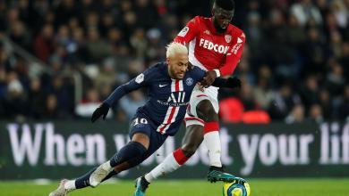 Photo of موناكو يفرض التعادل على سان جيرمان