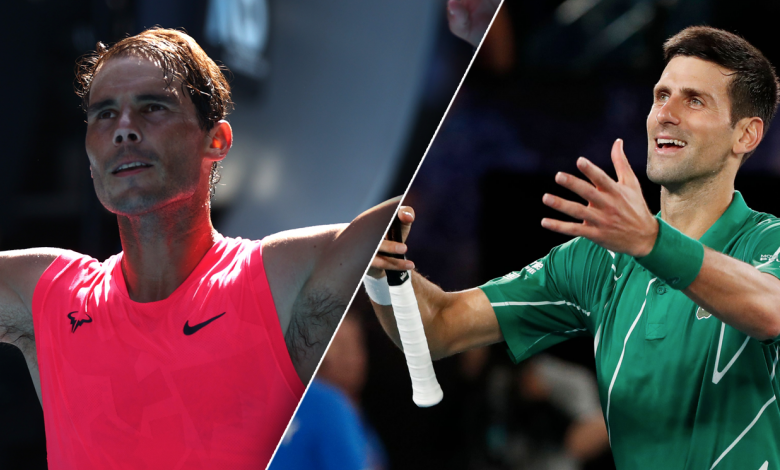 Photo of نادال ودجوكوفيتش يتأهلان في بطولة أستراليا المفتوحة