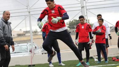 Photo of نادي أساريا يكثف تدريبات حراس مرمى الفئات السنية