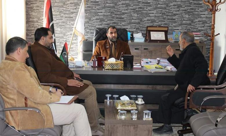 "Photo of الرقابة الإدارية تتابع حلحلة مشاكل ""ليبيا للنفط"""