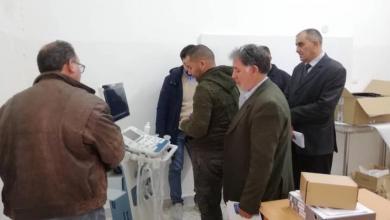 """Photo of دعم سخي من """"بلدي سرت"""" لمستشفى أبوهادي"""