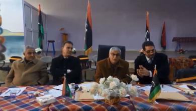 """Photo of القبة .. """"اجتماع مهم"""" لقطاع التعليم ببلديات الجبل الأخضر"""