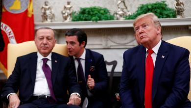 Photo of مكالمة هاتفية بين ترامب وأردوغان حول الأزمة الليبية