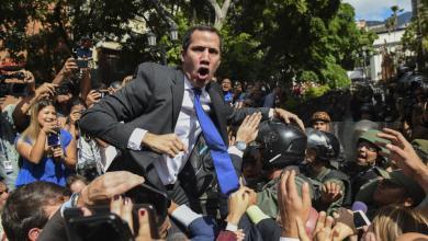Photo of واشنطن تنوي زيادة الدعم لزعيم المعارضة في فنزويلا