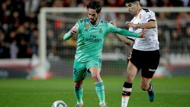 Photo of ريال مدريد يواجه فالنسيا في السوبر الإسباني