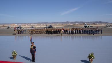 Photo of السيسي يفتتح أكبر قاعدة عسكرية في الشرق الأوسط