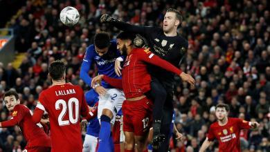 """Photo of ليفربول يحسم """"ديربي الميرسيسايد"""" في كأس إنجلترا"""
