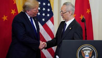 """Photo of أمريكا والصين توقعان اتفاقية تجارية """"تاريخية"""""""