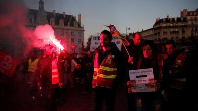 Photo of فرنسا.. عودة الزخم للاحتجاجات ضد إصلاح نظام التقاعد